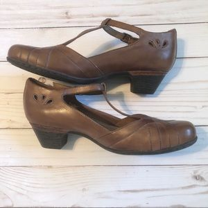 Rockport Cobb Hill Mary Jane Pumps Size 8